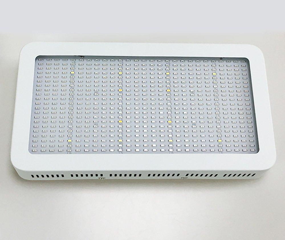植物の光LED照明の保育園の記入灯温室植物成長ランプ600W白 B07C9CLVJY