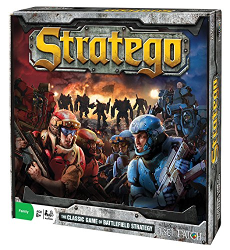 - Stratego Board Game