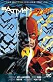 Batman/The Flash: The Button Deluxe Edition (Batman (2016-))