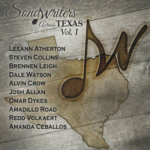 Songwriters Across Texas Vol. 1