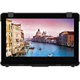 """GeChic 1102I 11.6"""" FHD 1080p Portable Touchscreen Monitor with HDMI & VGA Video inputs, USB Powered, Plug&Play, Ultralight and Slim, Built-in Speakers, Rear Docking"""