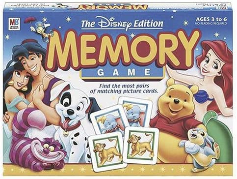 B00000IWFV Memory Game - The Disney Edition 616VXYSDS8L.