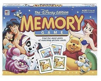 Memory Game - The Disney Edition: Amazon.es: Juguetes y juegos