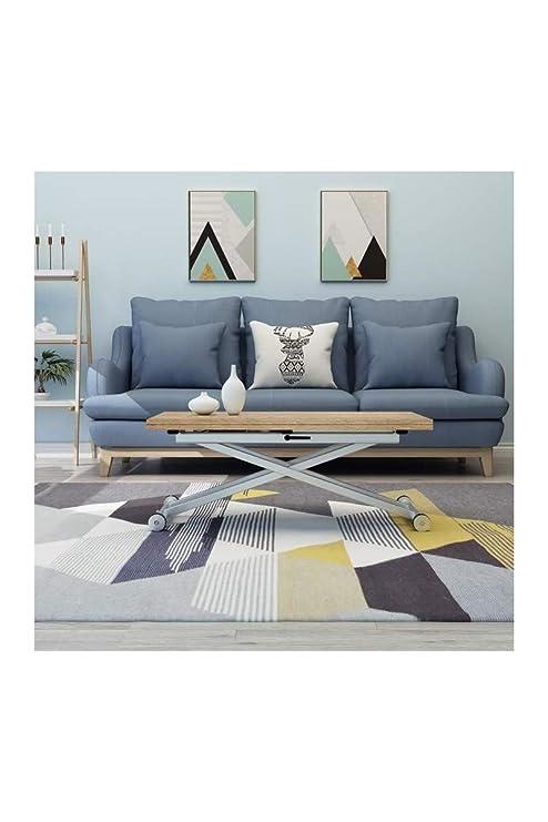 Extensible Basse décor Design Papier Table relevable Moloo kOX8nw0P