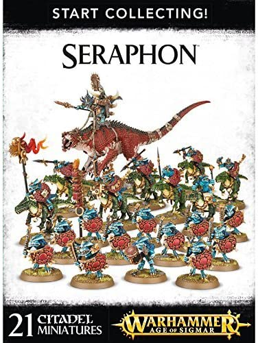 Start Collecting Seraphon AOS