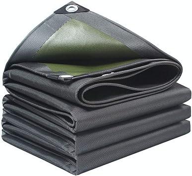 ZXXY Cubierta Impermeable para Lonas, de Color Gris Oscuro para Trabajo Pesado, para Lonas para Acampar al Aire Libre, pérgola y Patio Trasero, 550 g/Metro Cuadrado,2x1.5m: Amazon.es: Deportes y aire libre