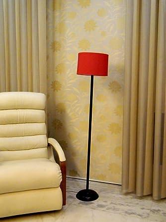 Tu Casa LG-899 220-Watt Floor Lamp (Red) Standing Lights at amazon