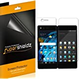 [3-Pack] Supershieldz for ZTE Axon M Screen Protector, High Definition Clear Shield + Lifetime Replacements Warranty