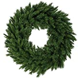 Northlight 36'' Lush Mixed Pine Artificial Christmas Wreath - Unlit