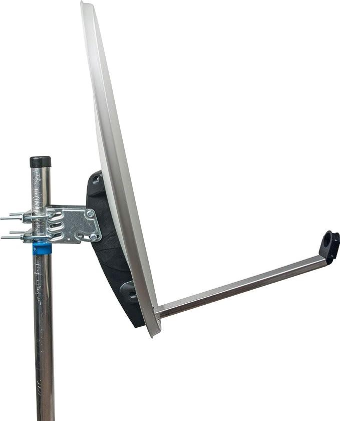 Schwaiger Spi996 0 Stahl Sat Spiegel Elektronik
