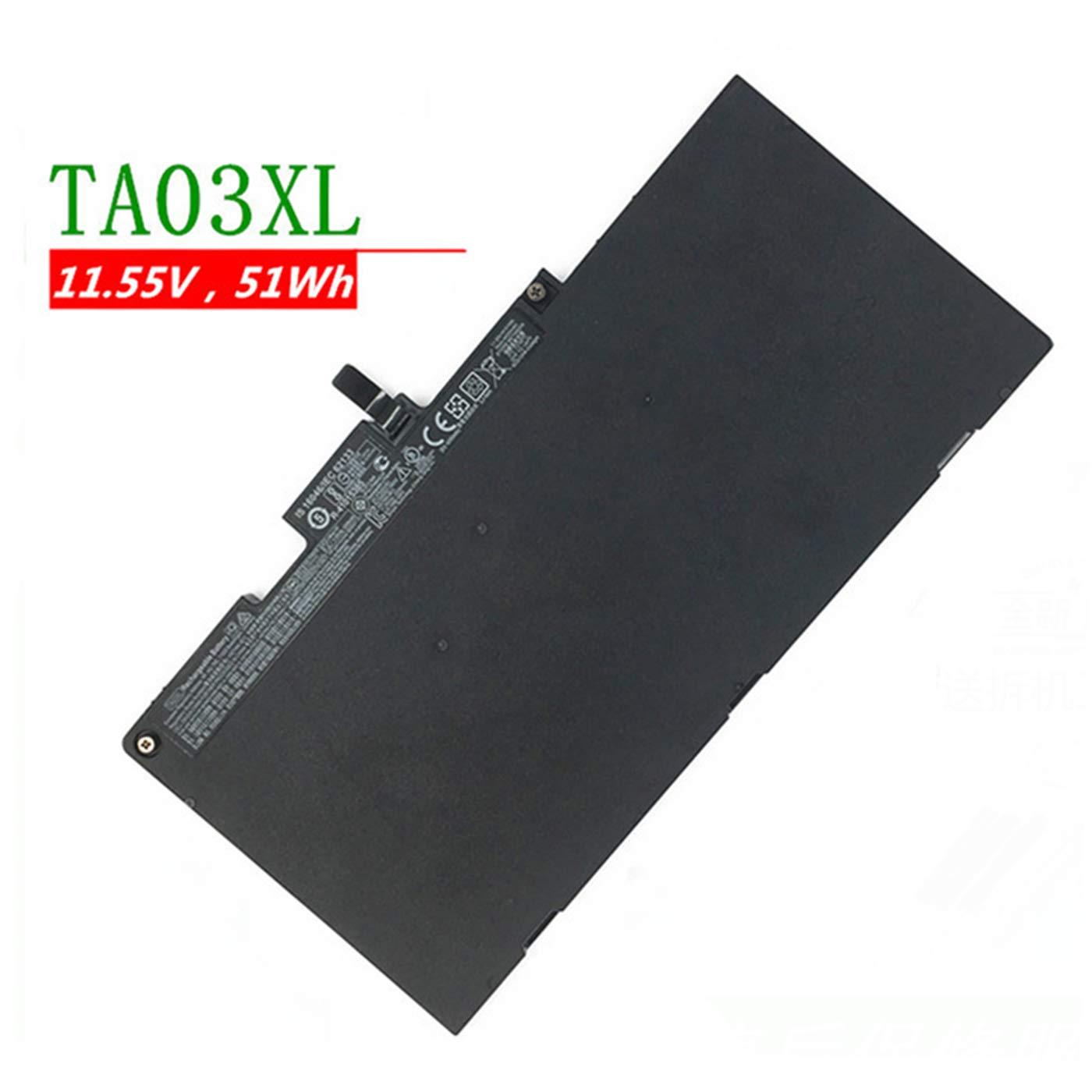 Bateria Hp TA03XL 11.55V 51Wh EliteBook 755 G4 840 G4 848 G4