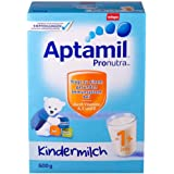 (跨境自营)(包税) Aptamil 德国爱他美幼儿配方奶粉1+段纸盒装(一周岁及以上) 600g