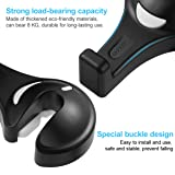 MINISO Car Seat Headrest Hooks Car Vehicle Front