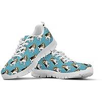 Showudesigns Zapatillas de Running Adulto Zapatos De Trabajo Senderismo Zapatillas de Running para Mujer Deportivas…