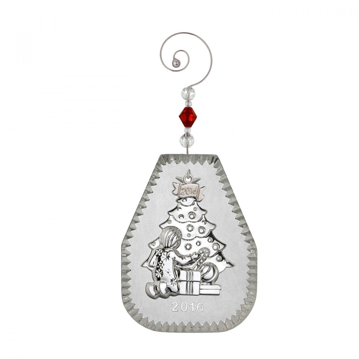 amazon com waterford u0027twas the night before christmas ornament