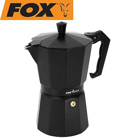 FOX Cookware Coffee Maker - Cafetera para Pescar, hornillo de ...