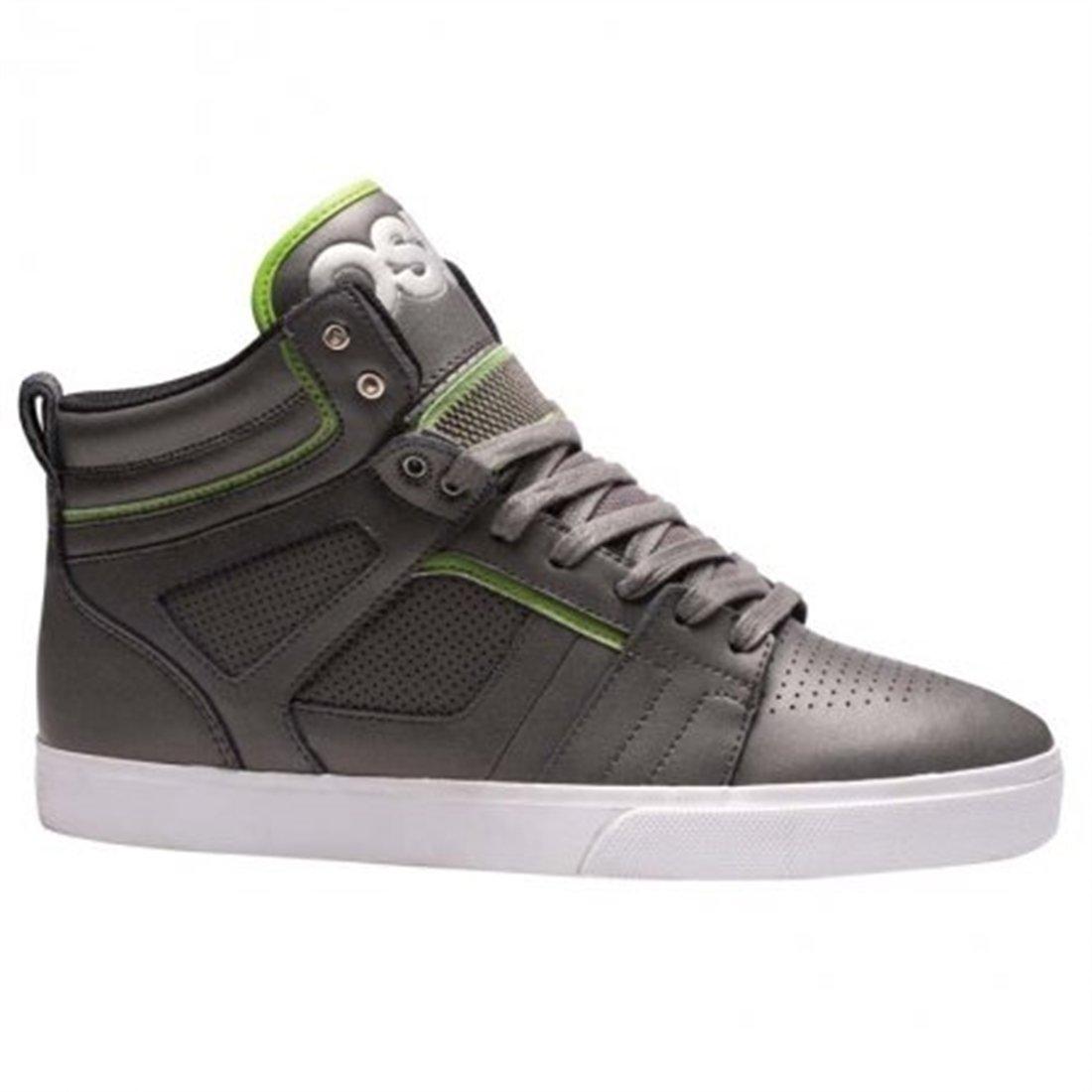 c2a1755409fde Amazon.com: Osiris Raider Shoes - Charcoal / Leaf / Black - UK 11 ...