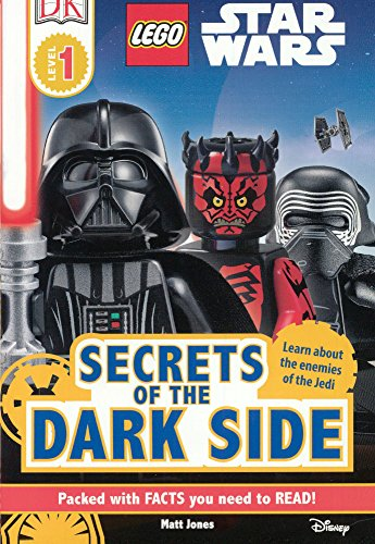 Secrets Of The Dark Side (LEGO Star Wars DK Reader) (Turtleback School & Library Binding)