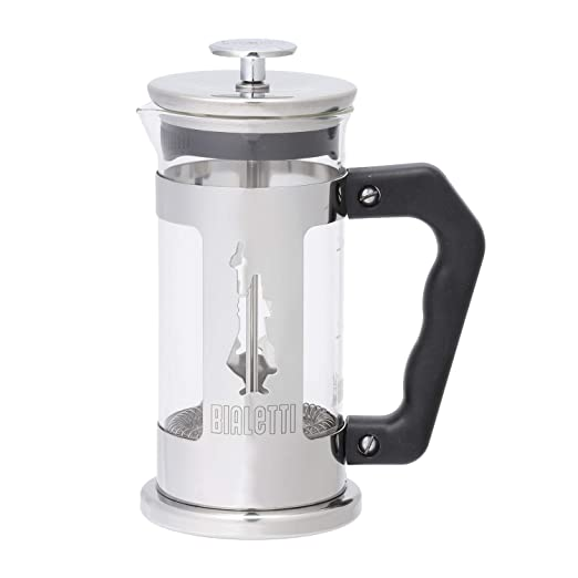 Bialetti 0003160 - Cafetera Francesa de émbolo (0,35 L)