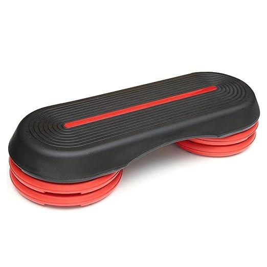 3 Niveles Ajustable Antideslizante Aerobic Stepper Home Gym ...