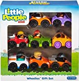 Fisher-Price Little People Wheelies Gift Set DFV58