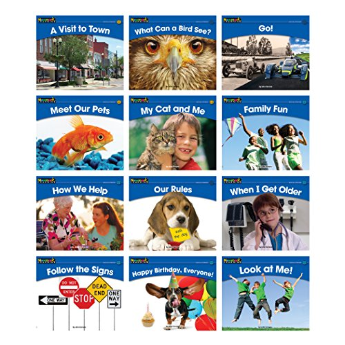 Newmark Learning Social Studies Content Area Leveled Readers Aid