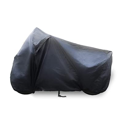 TEMPORARY ON SALE --GAUCHO Motorcycle Cover – Heavy Duty All Weather Outdoor Protection For Sport And Mid Size Bikes: Automotive
