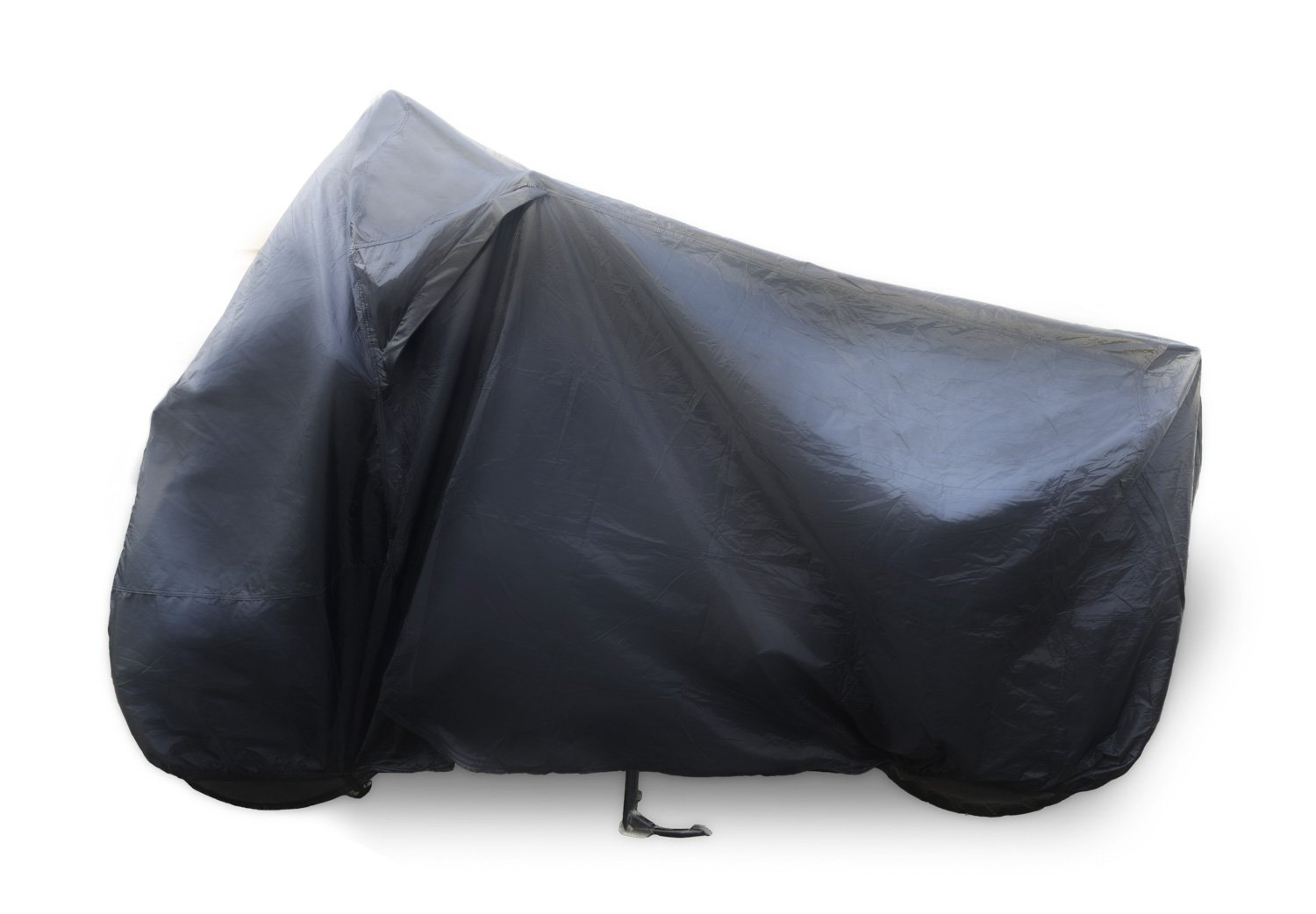 GAUCHO Motorcycle cover – Heavy duty all-season outdoor protection for fully dressed tourers - Waterproof outside shelter with soft cotton and heat resistant liner inside. (4XL)