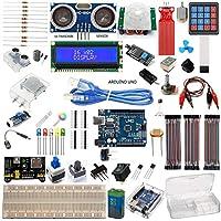Arduino Uno R3 Gold Başlangıç Seti 55 Parça 175 Adet