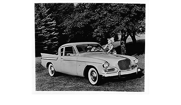 Amazon 1961 Studebaker Hawk ORIGINAL Photo Negative Entertainment Collectibles