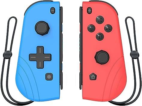 Mando inalámbrico Joy-Con, para Nintendo Switch, Proslife L/R ...