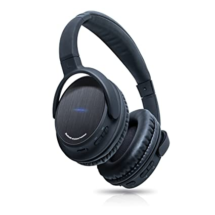ad96142be26 Alphasonik ASE300BT Bluetooth Headphones, V4.0 Wireless Sport Headphones,  Sweatproof Running Headset with