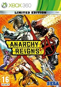 Anarchy Reigns: Limited Edition [Importación Inglesa ...