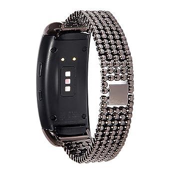 para samsung gear fit2 pro correa, Sannysis Samsung Gear correas y ...