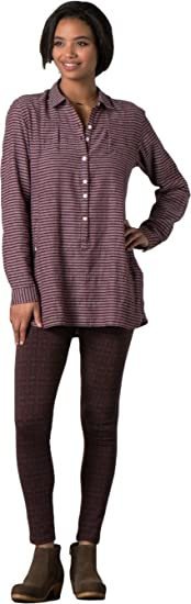 Toad & Co Mixologist Tunic - Women's Tyrian Purple Small