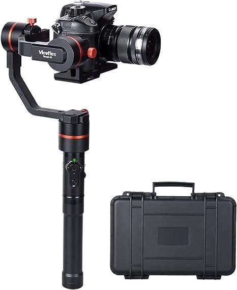 viewflex cámara estabilizador Tarzán M (B) 3 ejes Handheld Gimbal ...