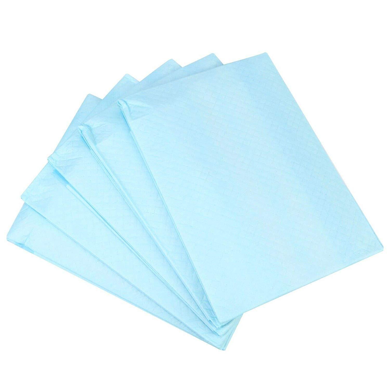 Hojas de incontinencia desechables de 20 hojas Cambiadoras para beb/é Cojines de cama