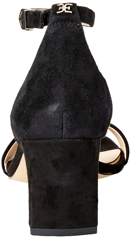 3103e2f24a09 Amazon.com  Sam Edelman Women s Holmes Heeled Sandal