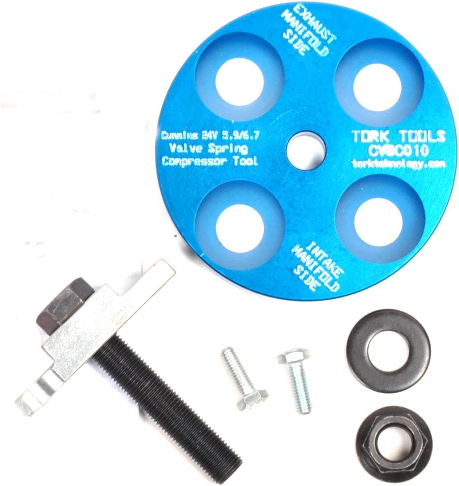 Ohio Diesel Parts Valve Spring Compressor Tool for 5.9 6.7 CUMMINS® 24V /& CR