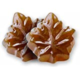 Premium Canadian Maple Sugar Hard Candy Drops Made from Pure Maple Syrup from Canada - Tristan Foods (1-lb)