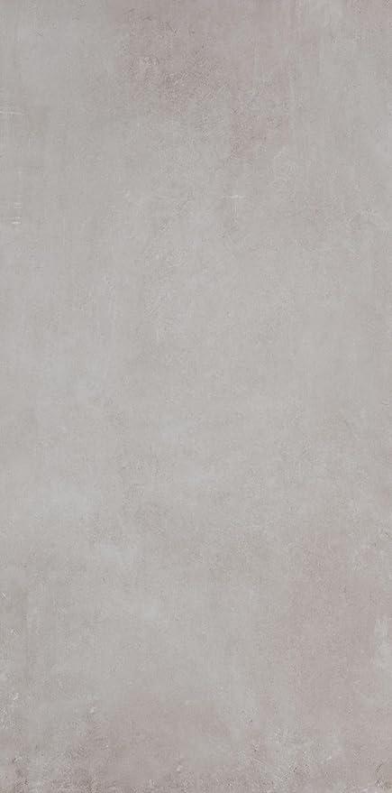 Bodenfliese Broadway grau matt im Gro/ßformat 80x80cm aus Feinsteinzeug rektifiziert 1 Karton