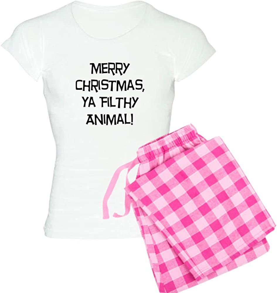 CafePress Filthy Animal Womens PJs