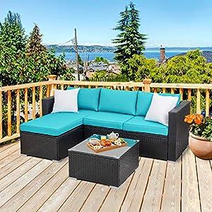 616VxdOCnML._SS300_ Wicker Patio Furniture Sets