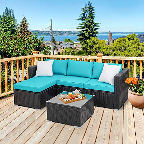 outdoor sectional furniture - 5