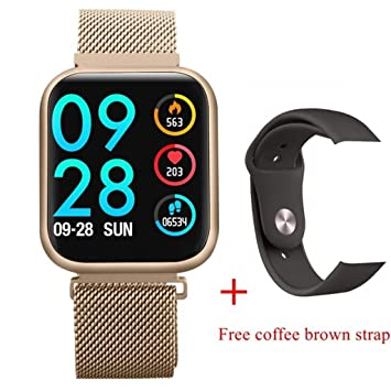 YYRZGW Smartwatch P70 Smart Watch Full Touch Presión ...