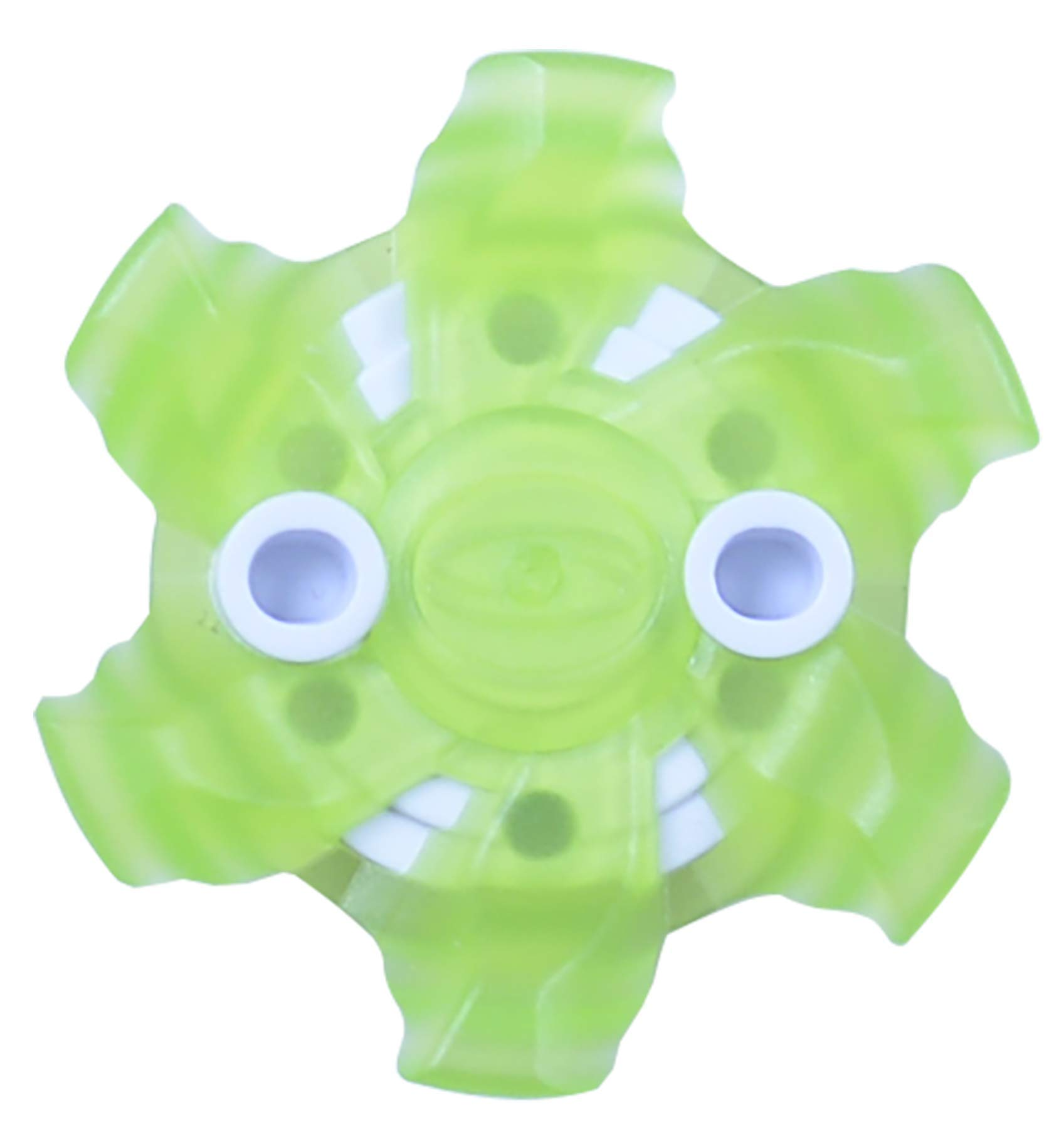 PiViX - Fast Twist 3.0 - Clamshell - Green by SOFTSPIKES