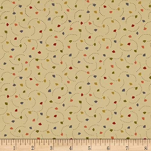Fabri-Quilt 0569419 The Moon Rabbit Confetti Beige/Multi, used for sale  Delivered anywhere in USA