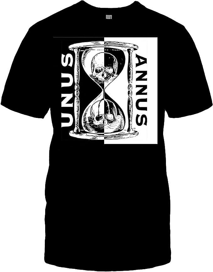 Sweatshirt Black Long Sleeve Sweater Hoodie Unus Annus Merch Unus Annus Camp Unus Annus Ringer 2020 T-Shirt