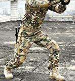 FIRECLUB SWAT Knee & Elbow Pads CS Military Equipment Tactical Fighter mud-colored Protective Gear