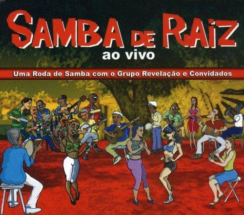 Uma Roda de Samba com o Grupo Revelação e Convidados - 3 CD's